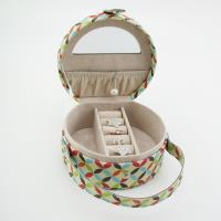 Colorful jewelry case