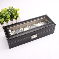 Watch box with 6 slots