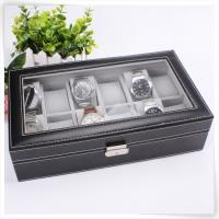 Watch box with 12 slots
