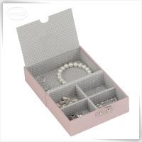 Travel box stacker accessory