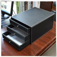 Desk organizer with 3 drawer