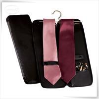 Tie storage tie case