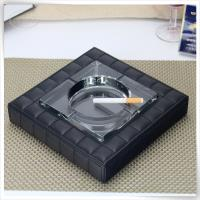 Leather Ashtray Holder