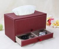 Hotel tissue box