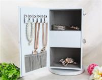 Luxury jewelry cabinet