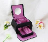 Luxury jewelry case