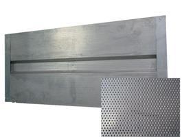 金属穿孔吸音板
