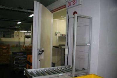 生产检测隔音房