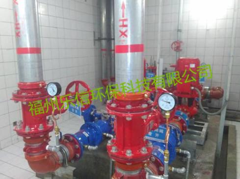 小区水泵房噪音治理