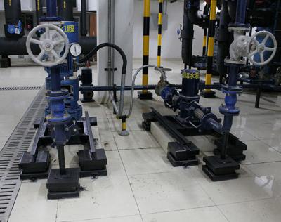 水泵减振器_水泵低频噪音治理