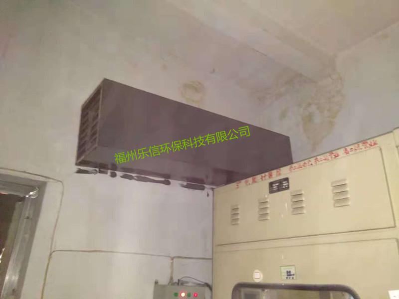 配电室噪音治理消声器