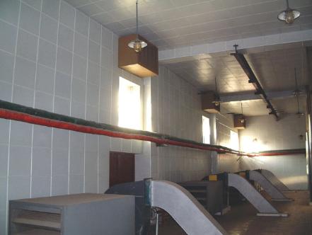 三明锅炉房噪声治理竣工图