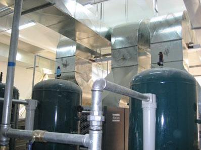 福州空压机房噪声治理