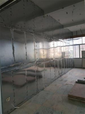 漳州龙海2019年供电所机房会议室降噪项目顺利竣工