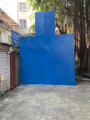 平和县小溪镇供电所公司#2箱式变噪音治理工程顺利竣工