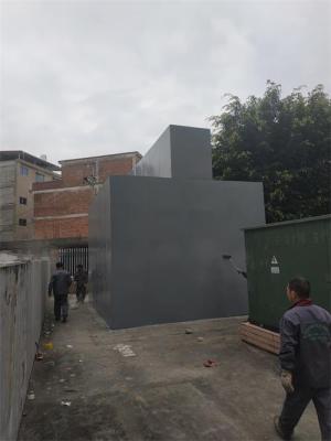 平和县温馨嘉园二期箱式变噪音治理工程顺利竣工