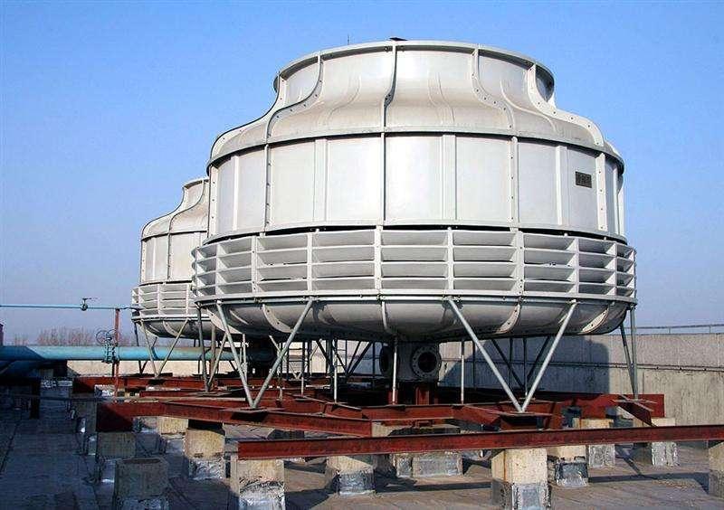 大型冷却塔