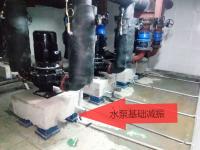 福建省厦门市海峡明珠广场32层办公楼 板式冷热交换机噪音治理方案