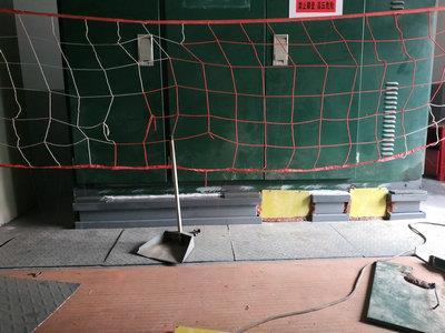 漳州云霄公司翠峰小区#2配电室噪音治理工程