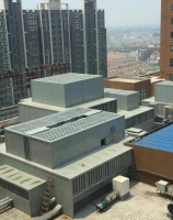 福建中医药大学附属人民医院7楼裙楼设备噪声治理方案