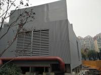 辦公樓、商場大型冷卻塔噪音治理的方法?