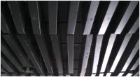 空间吸声体的结构及噪音治理工程应用