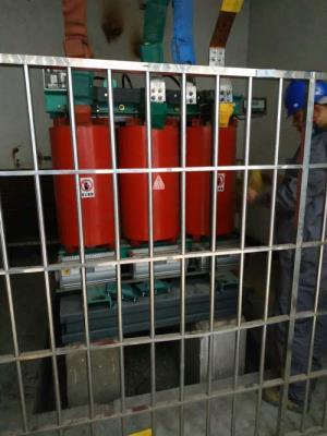 漳州瑞京花园配电室(I)#1、#2变压器室噪音治理工程