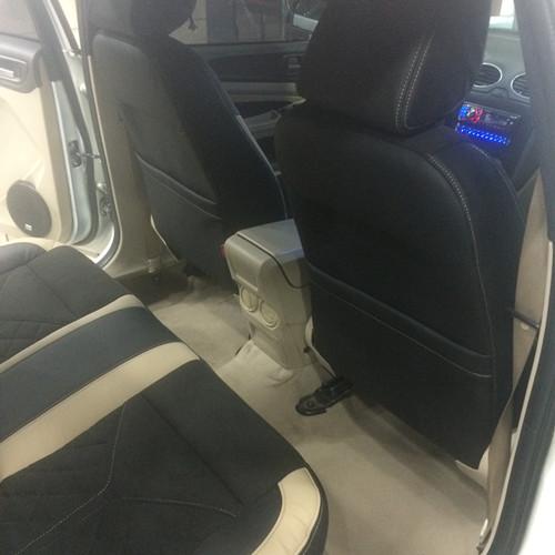 泉州汽车真皮改装 泉州汽车午阳真皮座椅代理商高清图片