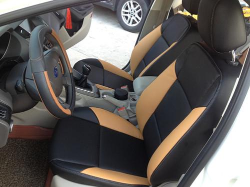 泉州汽车座椅 福克斯个性座椅真皮高清图片
