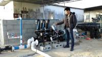 寧夏枸杞自動疊片過濾器系統