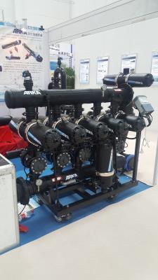 4寸4组自动叠片过滤器系统5