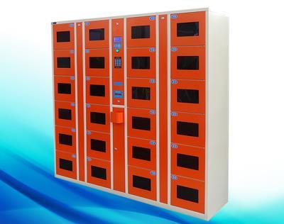 24門電子條碼存包柜