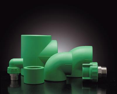 伟星绿色PP-R管件