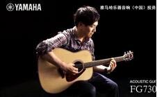 雅馬哈FG730S吉他評測視頻