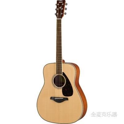 雅马哈FG820单板民谣吉他(原FG720全新升级)