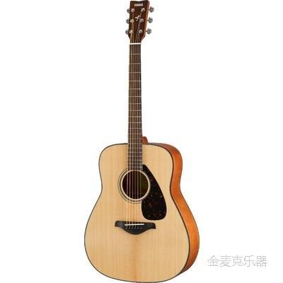 雅马哈FG800单板民谣吉他(原FG700全新升级)