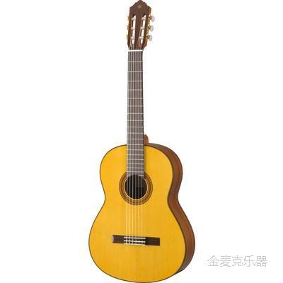 雅马哈古典吉他CG162S