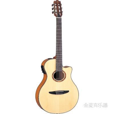 雅马哈演奏级古典电箱吉他 NTX900FM