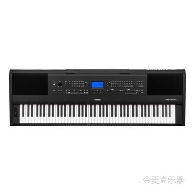雅马哈电钢琴KBP1000全套(主机+木架+三踏板)