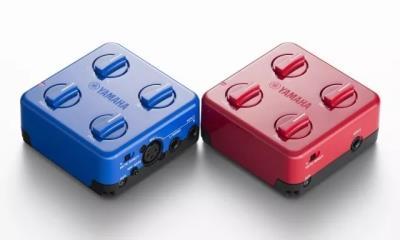 雅马哈(YAMAHA)session cake耳机放大器,有了这个小盒子,哪里都是你们的排练房