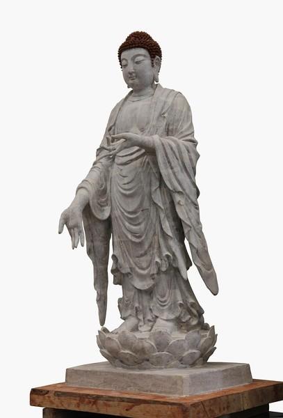佛像的制作步骤详解(泥雕)