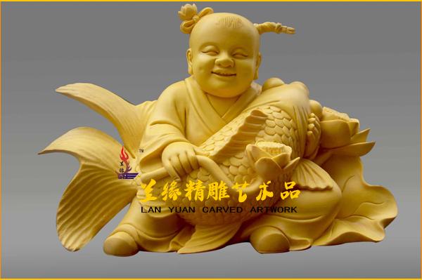 故宫木雕佛像制作过程