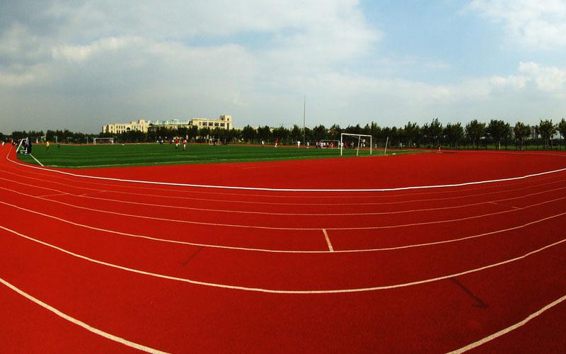 莆田一中400米跑道