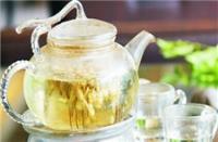 茉莉鲜果茶
