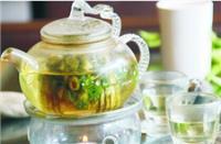 菊花清润茶