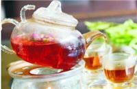 新西兰玫瑰花茶