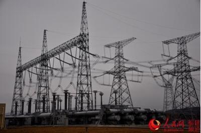 1000千伏特高压输变电工程投运 福建迈向清洁大省