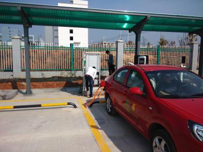 充电桩生产 调试